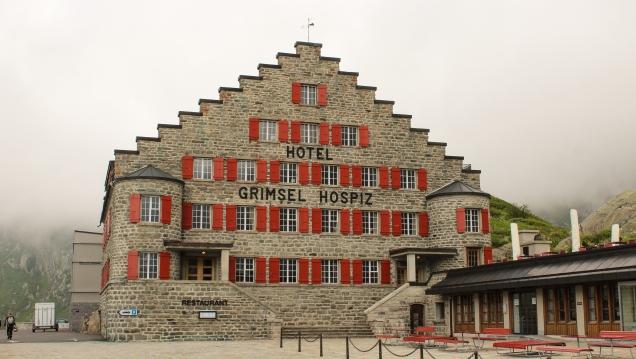 Grimsel-Hospiz / Bild: bergwelt.me