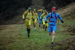 Team Dynafit Running / Bild: Elias Lefas