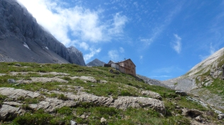 Wildhornhütte SAC