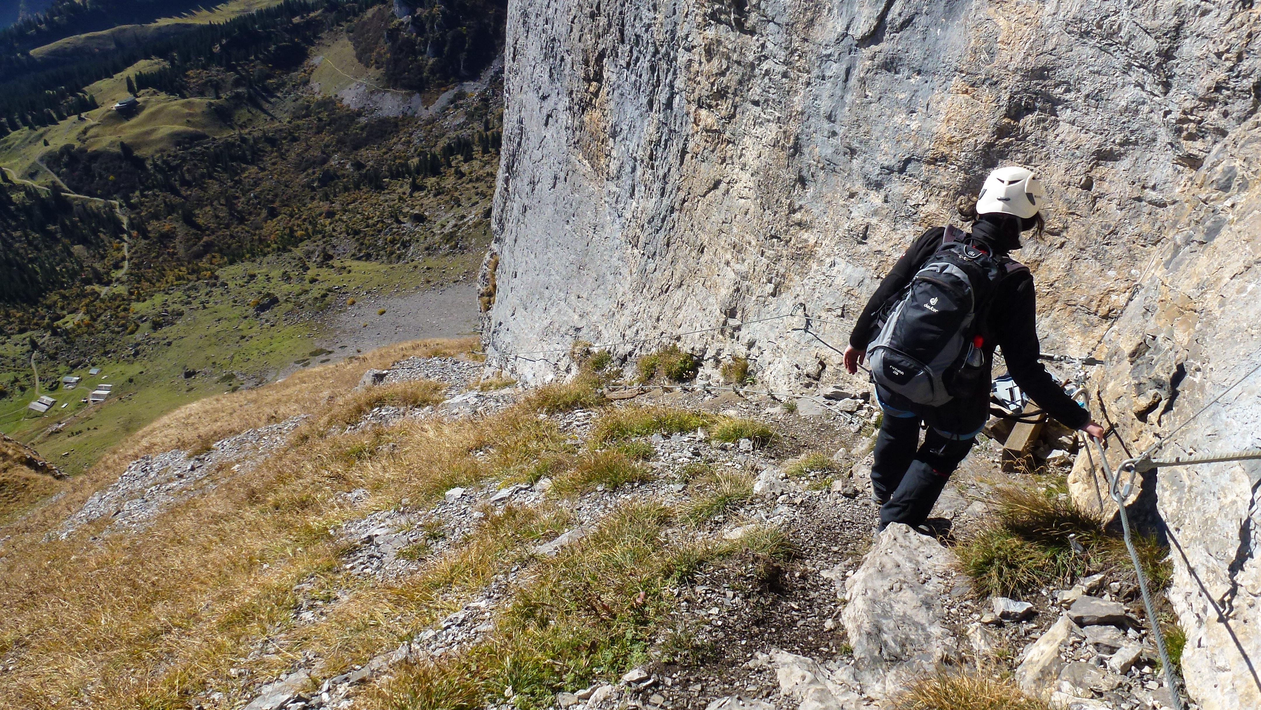 Klettersteig Himmelsleiter : Ramsau am dachstein die wiege der klettersteige