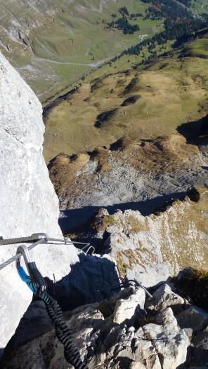Klettersteig Leiteregg GL