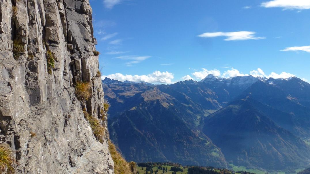 Klettersteig Leiteregg