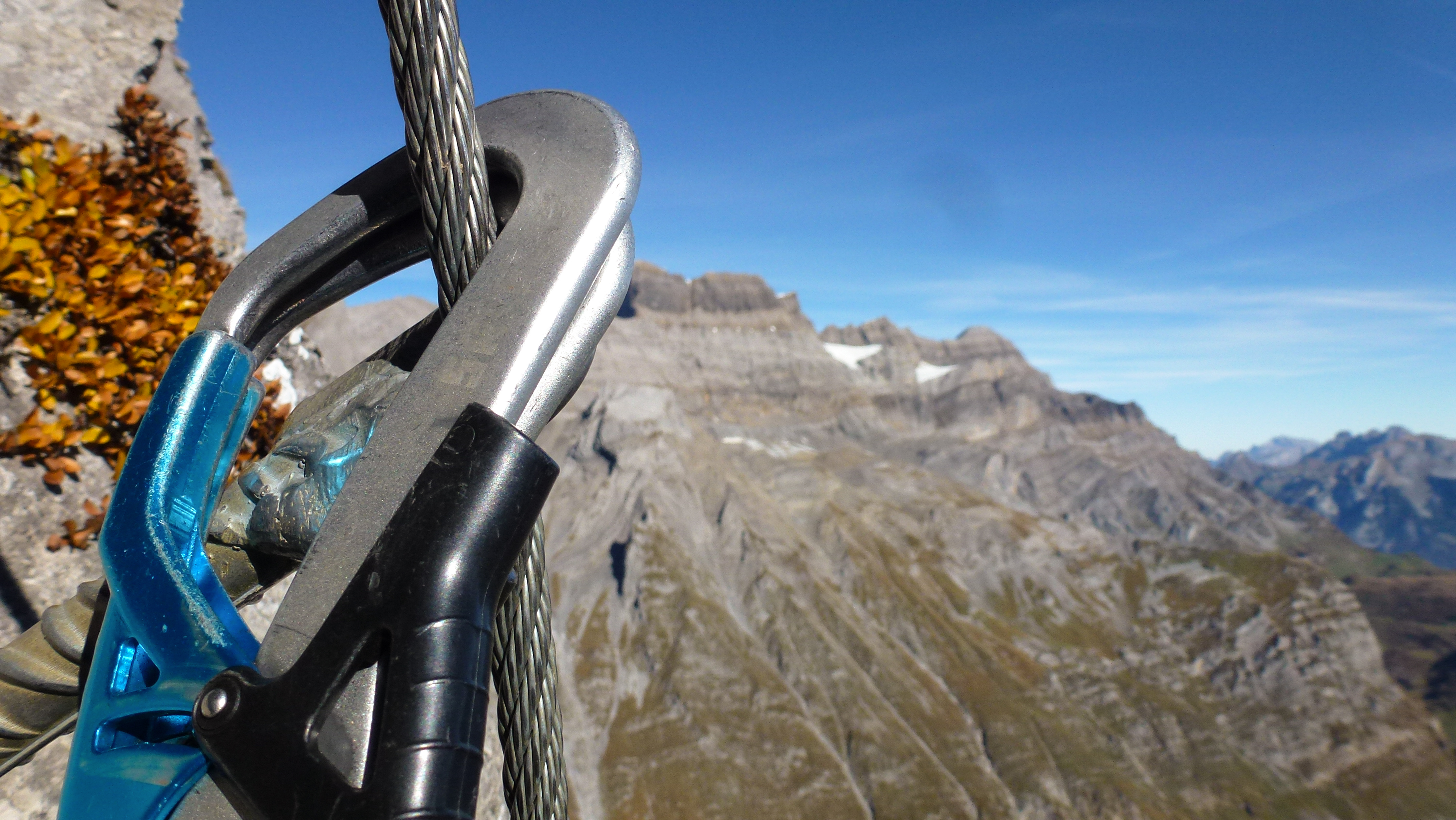 Klettersteig Ostschweiz : Der klettersteig leiteregg k u bergwelt