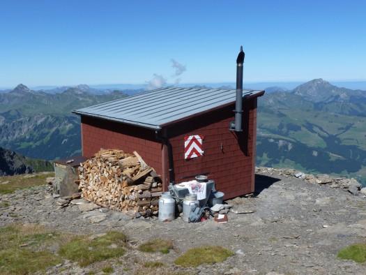 Chalin-Hütte / Bild: camptocamp.org
