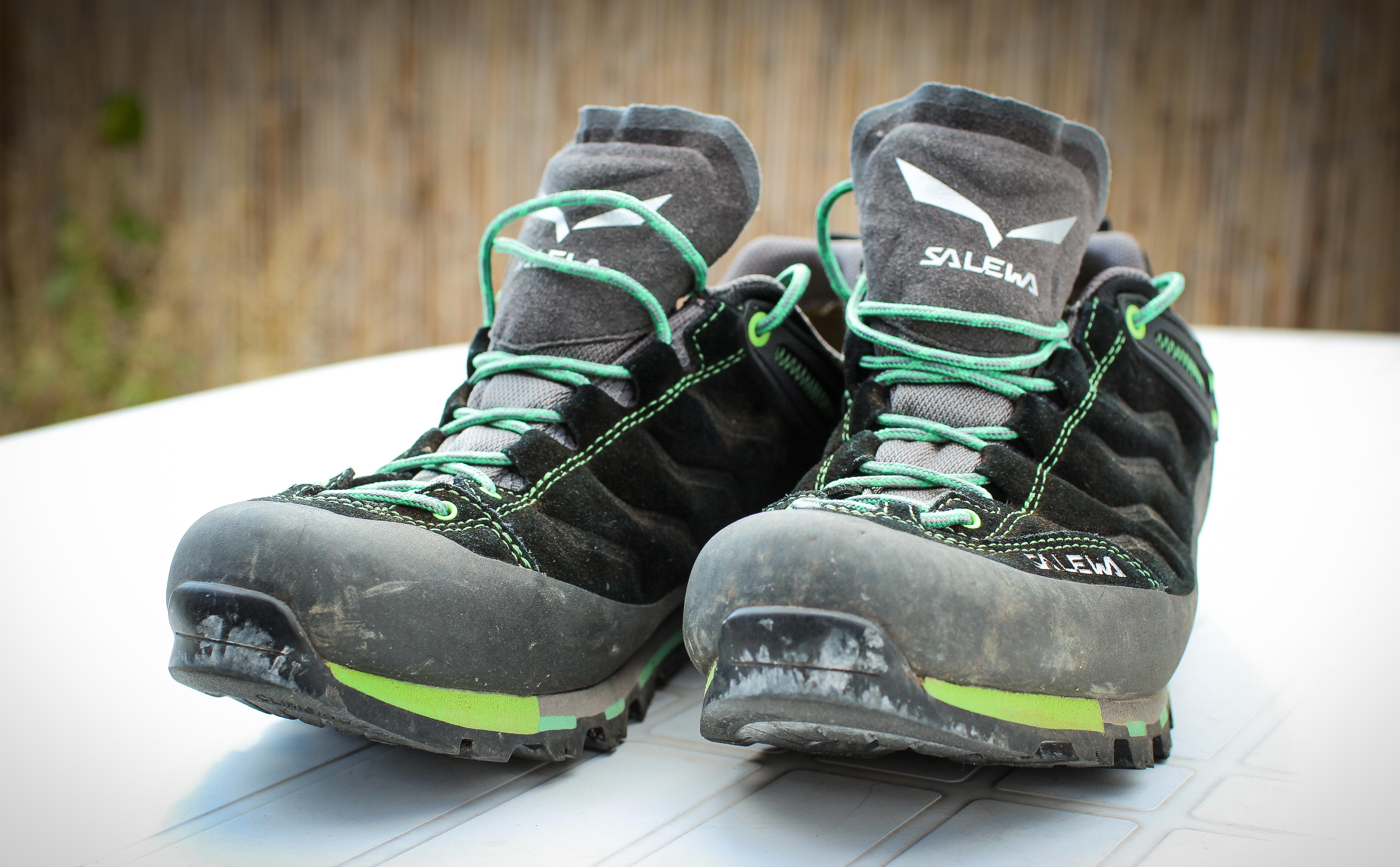 outlet store 6d1ea c15e4 Der Mountain Trainer von Salewa im Test ✅ – Bergwelt