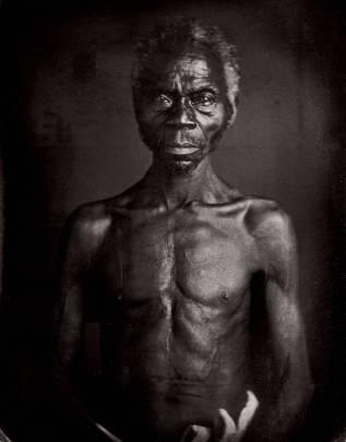 Der Sklave Renty (Bilder: Wikipedia & Zealy, J. T)