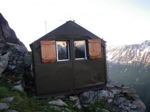 Salbitschijen-Hütte / Bild: patagonia.fi