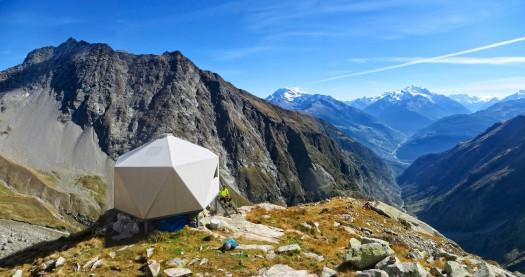 Stockhorn-Hütte / Bild: camptocamp.org