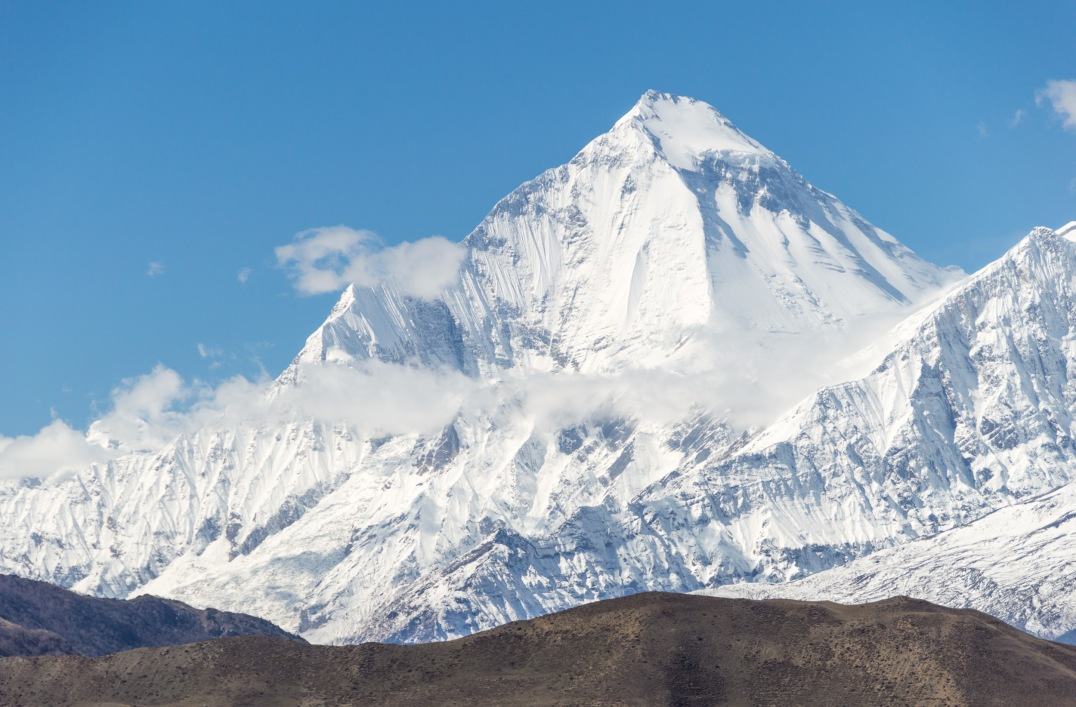 Dhaulagiri / Bild: Solundir, wikimedia