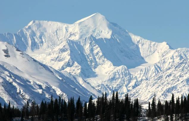 Denali ehem. Mount McKinley / Bild: Frank K., wikimedia