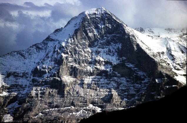 Eiger Nordwand / Bild: Terra3, wikimedia