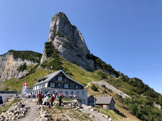Bergrestaurant Stauberen im Alpstein