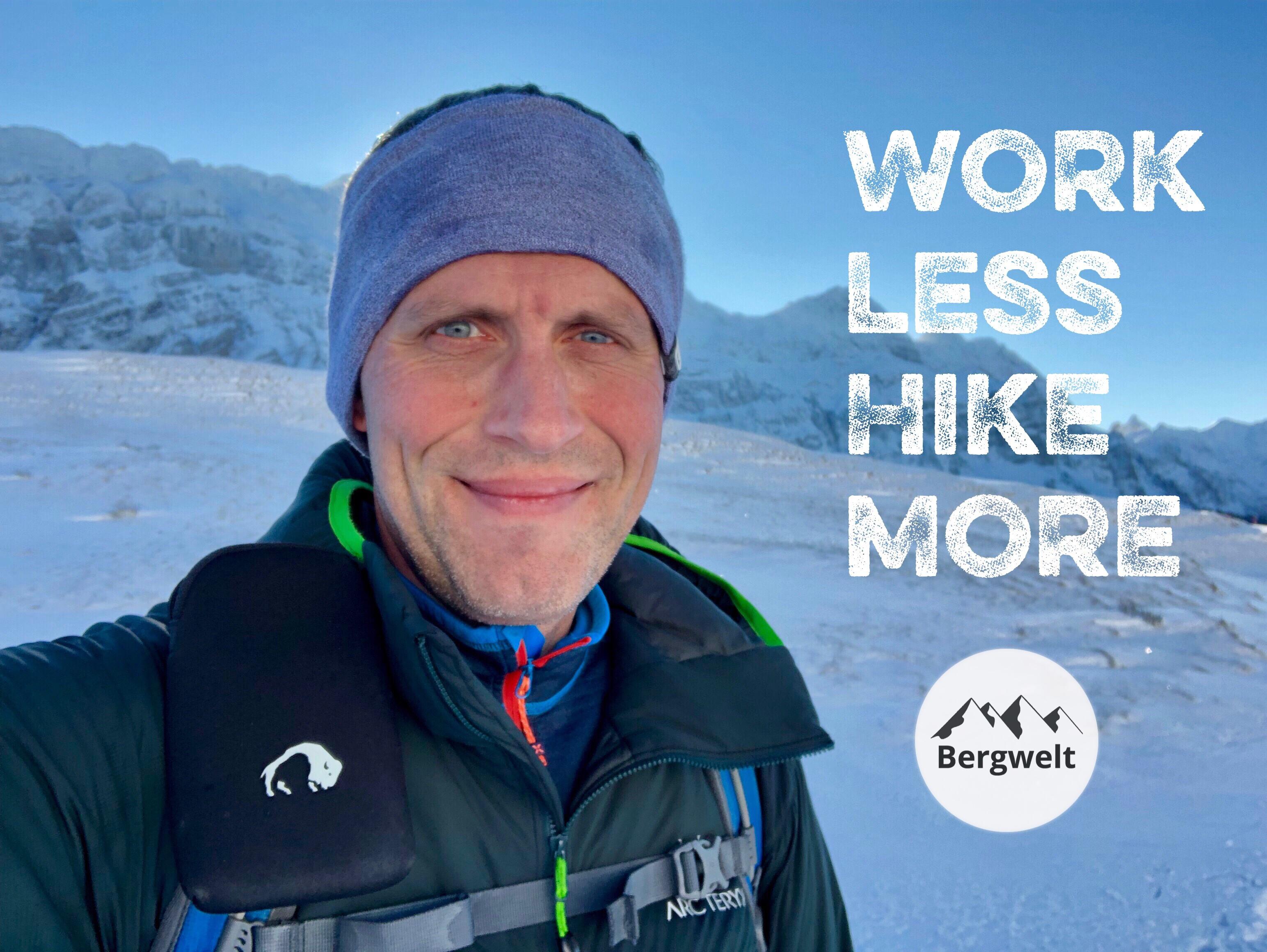 Patrick von Bergwelt im Alpstein