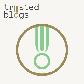 Trusted Blogs Logo Bergwelt